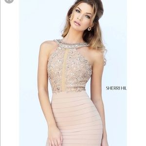 Sherri Hill Banded Dresses